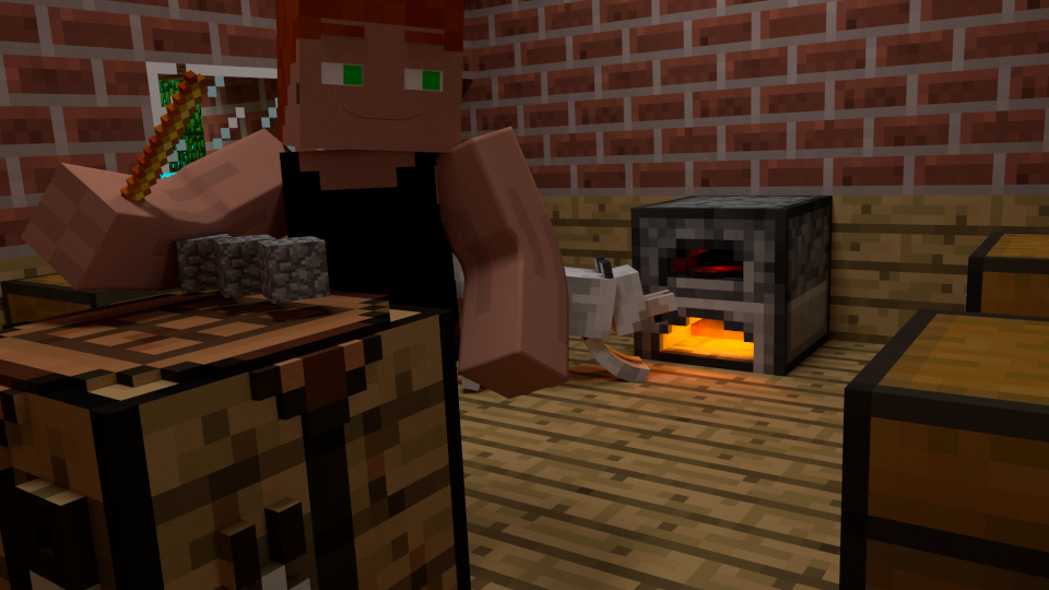 Its Cooking