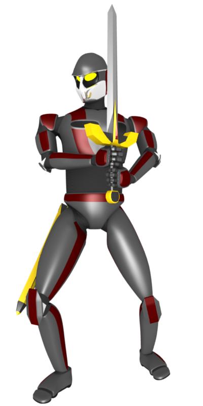 Omicron - Sword Pose Test
