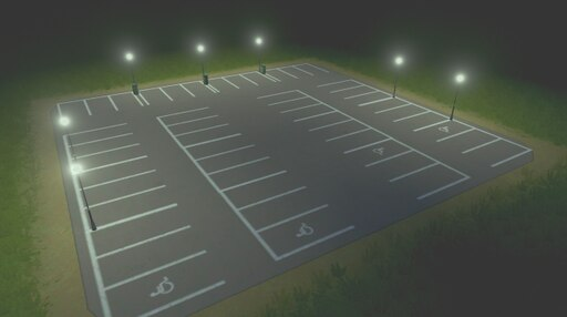 Steam: 4x4 Parking Lot
