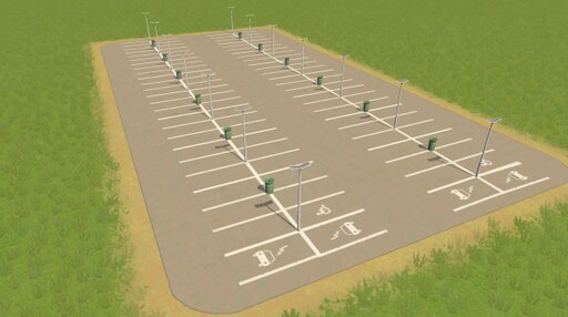 Steam: Big Parking Lot