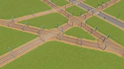 Steam: CrissCross Tracks