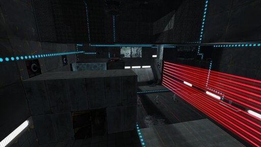 Steam: Five Cubes, Three Lasers, One Puzzle