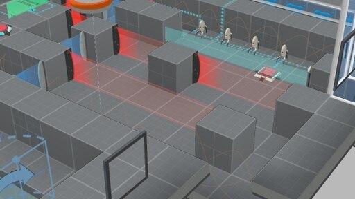 Steam: Maze
