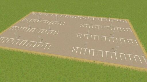 Steam: Meta Parking Lot