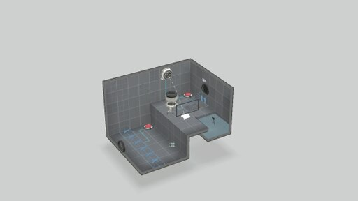 Steam: Simple Chamber