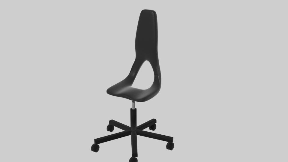 Tail chair