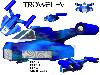 F-Zero Racer: Trowel-V