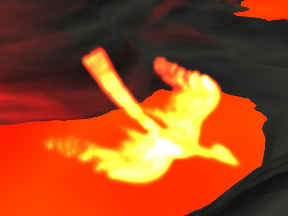 Atusama Born of the Flames