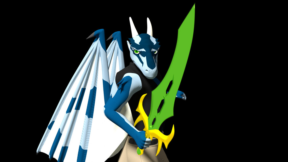 My Terra Blade