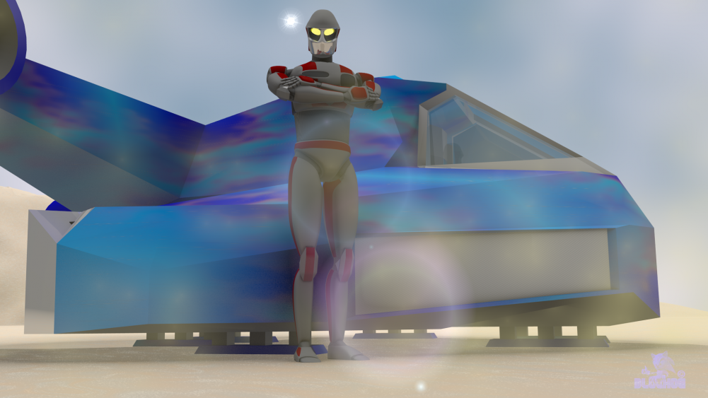 Omicron Waiting in the Desert