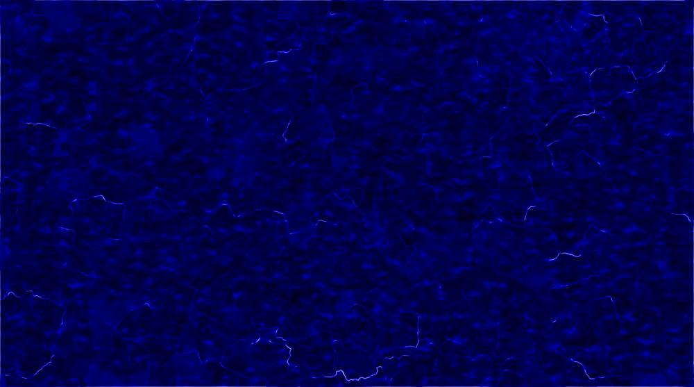 Blue Plasma Wallpaper
